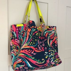 Lilly Pulitzer Reversible Tote